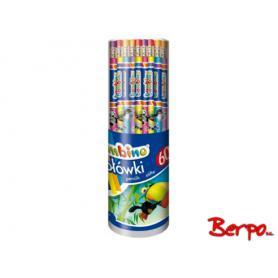 Majewski 001673 ołówek z gumką