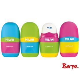 Milan Temperówko-gumka 046486