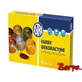 ASTRA Farby dekoracyjne 6 kolorów 83411900