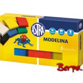 ASTRA modelina 6 kolorów 83911901