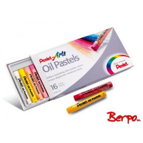 Pentel PHN16 Kredki pastele olejne