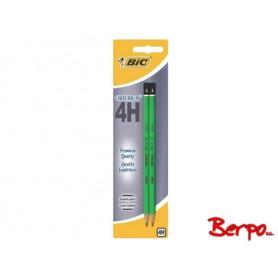 BIC ołówek grafitowy 4H 048718