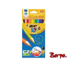BIC 060963 Kredki Evolution 12 kolorów