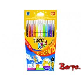 BIC 174085 Pisaki 10 + 2 gratis