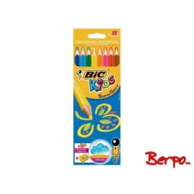 BIC Kids Kredki Super Soft 277052