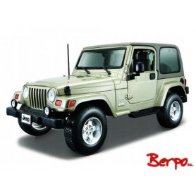 Bburago 120147 Jeep Wrangler