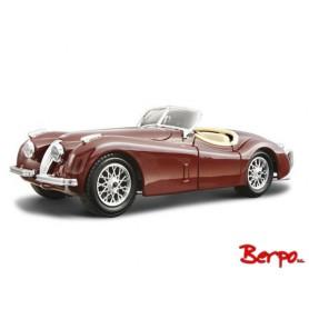 Bburago 220182 Jaguar XK 120 Roadster