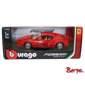 Bburago 260140 Ferrari F12 Testarossa