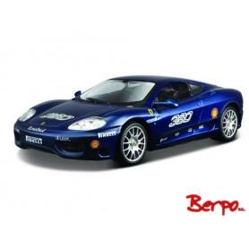 Bburago 263042 Ferrari 360 Challenge
