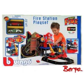 Bburago 300433 Garaż Straż Pożarna