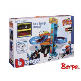Bburago 303618 Zestaw garaż