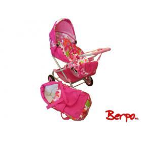 WAKART Wózek dla lalek Daria III 399125