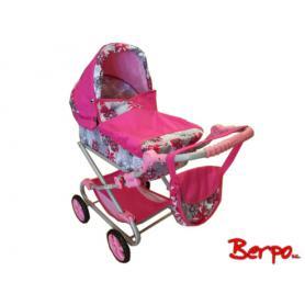 WAKART Wózek dla lalek Daria 991183