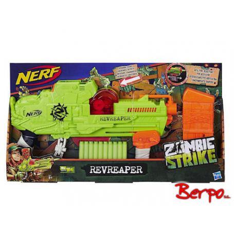 HASBRO E0311 NERF Zombie Revreaper