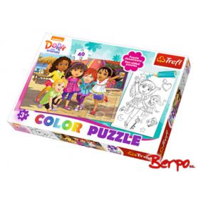 Trefl 36512 Dora i przyjaciele