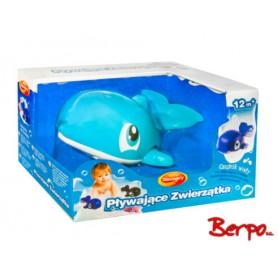 DUMEL 132138 Pływające zwierzątka delfin