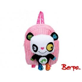 DUMEL 89443 Plecak różowy z pandą