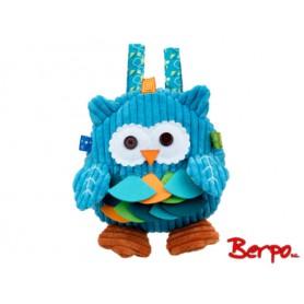 DUMEL 89604 Plecak niebieska sowa