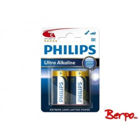 Philips Ultra Alkaline LR14E2B/10