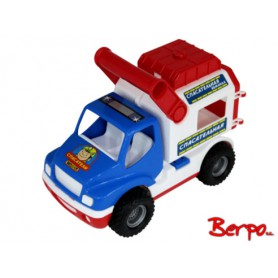 Polesie Samochód ratowniczy 0537