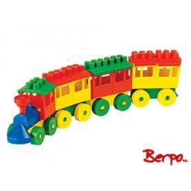 Polesie 36711 Zestaw lokomotywa