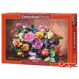 Castorland Bukiet letnich kwiatów 051670