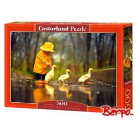 Castorland Dziecko z 3 kaczki 052264