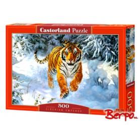 Castorland Tygrys 052400