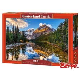 Castorland Poranek w górach 052455