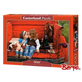Castorland Puzzle first kiss 052523