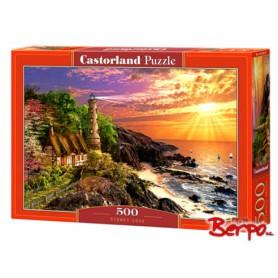 Castorland Wybrzeże z latarnią 052615