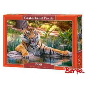 Castorland 052745 Tygrys sumatrzański