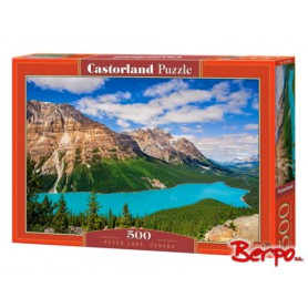 Castorland Puzzle Peyto lake Canada 053056