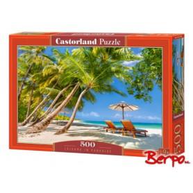 Castorland Puzzle leisure in paradise 053100