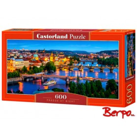 Castorland Praga nocą 060061