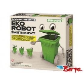 4M Eko Robot Śmietnikowy 3371
