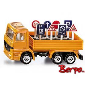 Siku 1322 Ciężarówka służby drogowej