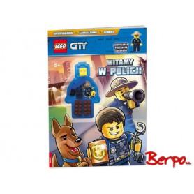 Ameet LMJ-15 Lego City Witamy w Policji