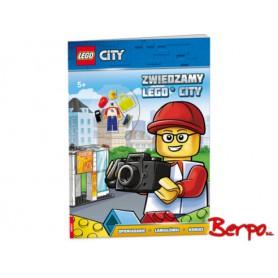 LEGO  LMJ-17  City Zwiedzamy lego city