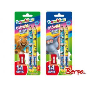 Majewski ołówki kolorowe 2 sztuki 001918