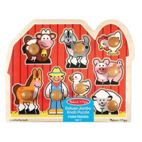 Melissa & Doug 13391 Puzzle farma