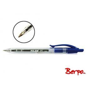Milan Długopis P1 niebieski 000815