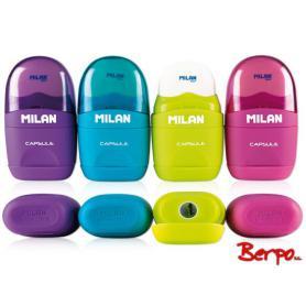 Milan Temperówko-gumka Capsule 023876