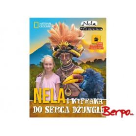 Burda Nela i wyprawa do serca dżungli 534827