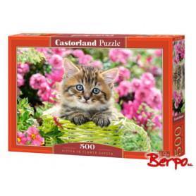 CASTOR Puzzle 500 el. Kotek 052974