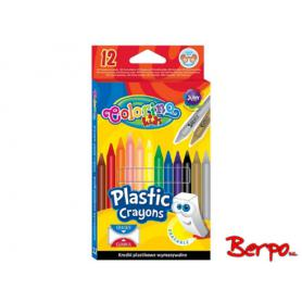 Patio Colorino Kids Kredki plastikowe 891992