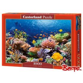 CASTOR Puzzle 1000 el. rafa koralowa 101511