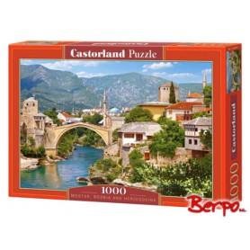 CASTOR Puzzle 1000 el. Mostar Bośnia 102495