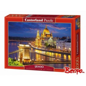 CASTOR Puzzle Budapest View At Dusk 200405