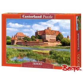 CASTOR Puzzle 3000 el. zamek w Malborku 300211